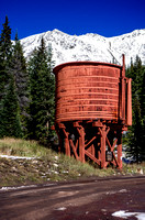 Baker Tank near Breckenridge CO